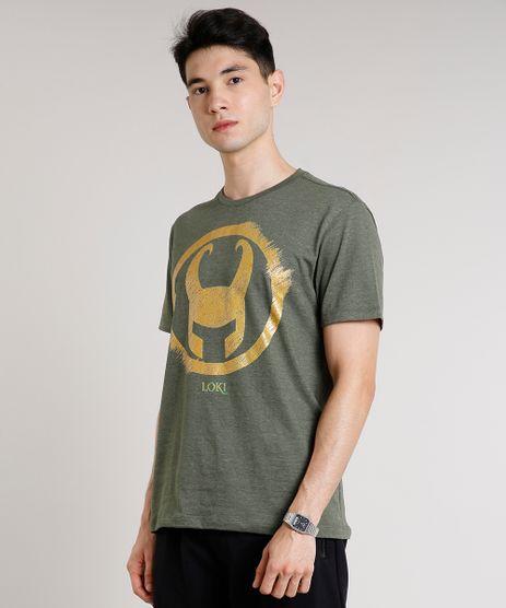 Camiseta-Masculina-Loki-Manga-Curta-Gola-Careca-Verde-Militar-9687487-Verde_Militar_1