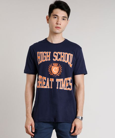 Camiseta-Masculina--High-School--Manga-Curta-Gola-Careca-Azul-Marinho-9578136-Azul_Marinho_1