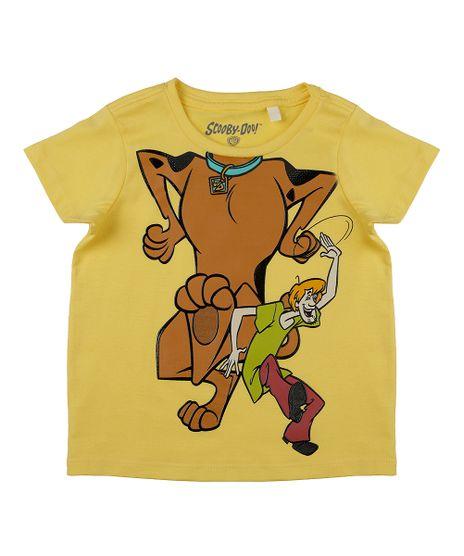 Camiseta-Scooby-Doo-Amarela-8544852-Amarelo_1