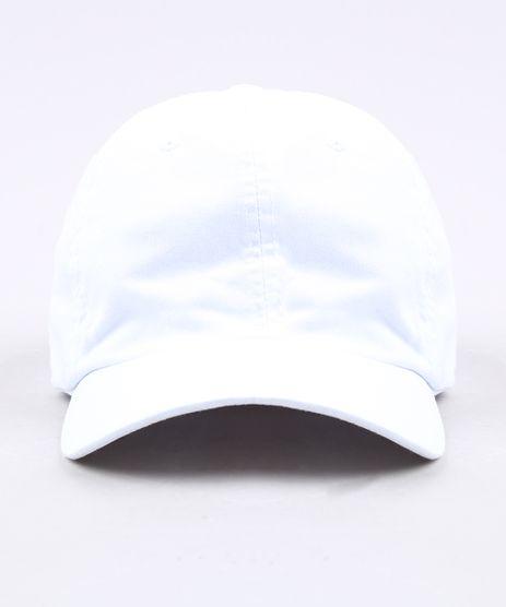 Bone-Masculino-Basico-Aba-Curva-Branco-9168349-Branco_1