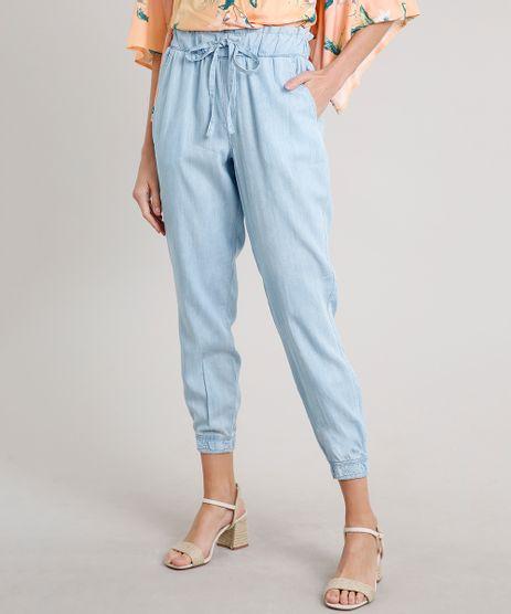 Calca-Jeans-Feminina-Clochard-Jogger--Azul-Claro-9560825-Azul_Claro_1