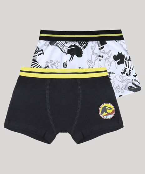 Kit-de-2-Cuecas-Boxer-Infantis-Dinossauro-Multicor-9264057-Multicor_1