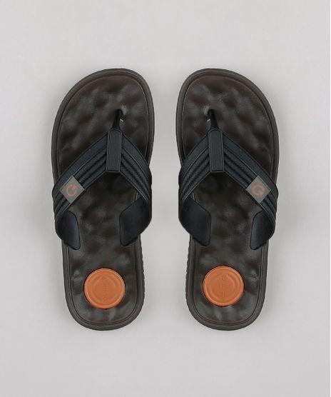 Chinelo-Masculino-Cartago-Texturizado-Marrom-Escuro-9666151-Marrom_Escuro_1