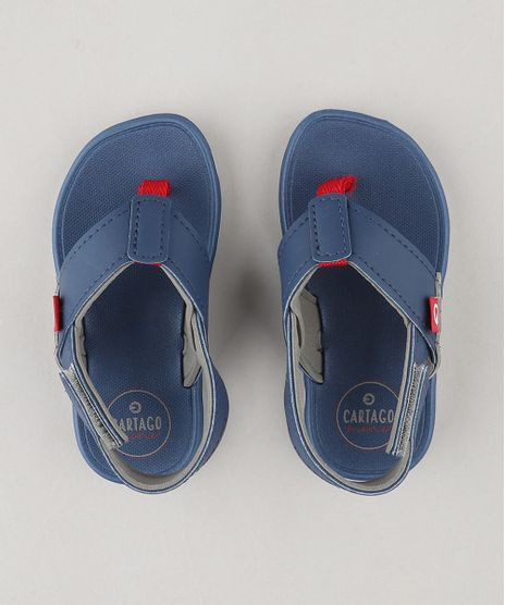 Chinelo-Infantil-Cartago-com-Tira-Azul-Marinho-9470390-Azul_Marinho_1