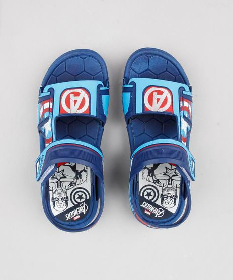 Sandalia-Papete-Infantil-Grendene-Capitao-America-Os-Vingadores-Azul-9651044-Azul_1