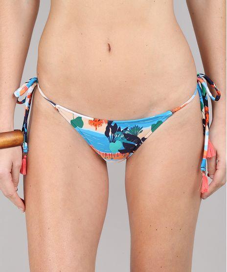 Biquini-Calcinha-Tanga-Estampado-Praia-com-Tassel-Protecao-UV50--Azul-9617502-Azul_1