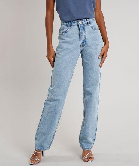Calca-Jeans-Feminina-Mindset-Reta-Azul-Claro-9707546-Azul_Claro_1