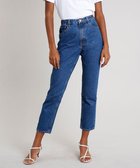 Calca-Jeans-Feminina-Mindset-Reta-Azul-Escuro-9696344-Azul_Escuro_1