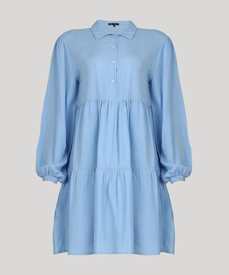 Vestido-Feminino-Mindset-Curto-com-Babados-Manga-Bufante-Gola-Esporte-Azul-Claro-9752545-Azul_Claro_5