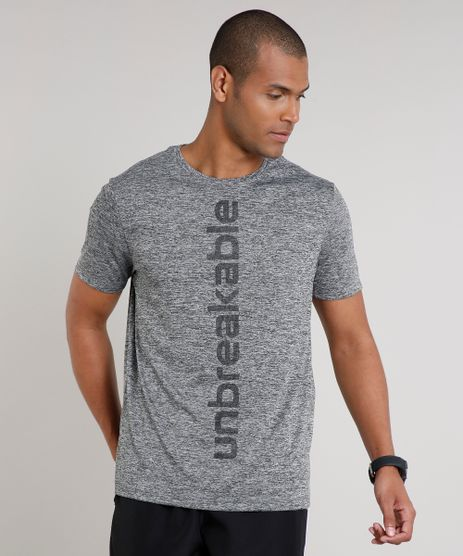 Camiseta-Masculina-Esportiva-Ace--Unbreakable--Manga-Curta-Gola-Careca--Cinza-Mescla-9480243-Cinza_Mescla_1
