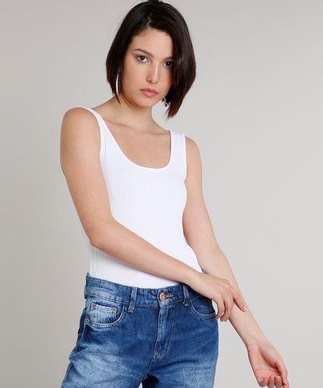 Regata-Feminina-Basica-Canelada-Decote-Redondo-Branca-9478967-Branco_1