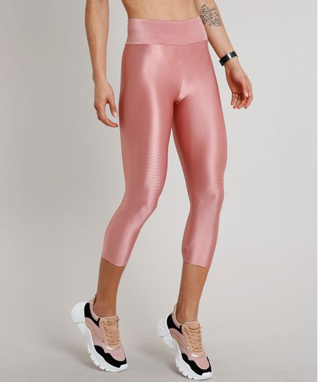 Calca-Legging-Feminina-Esportiva-Ace-Texturizada-Rose-9651729-Rose_1