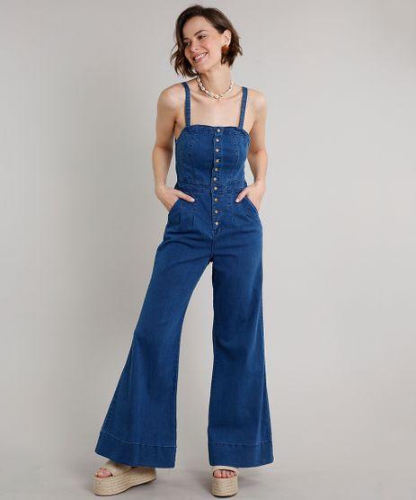 Macacao-em-Jeans-Feminino-Pantacourt-com-Bolso-Alca-Fina-Azul-Escuro-9666376-Azul_Escuro_1