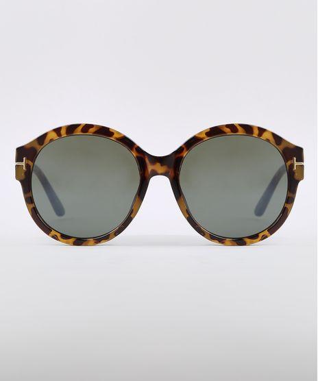 Oculos-de-Sol-Redondo-Feminino-Yessica-Tartaruga-9708407-Tartaruga_1