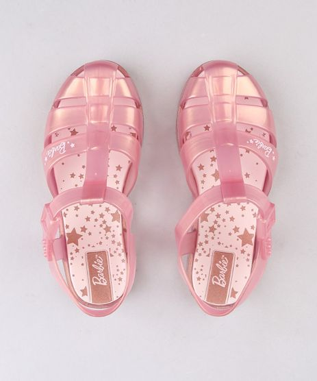 Sandalia-Infantil-Grendene-Barbie-Metalizada-Rose-9696756-Rose_1