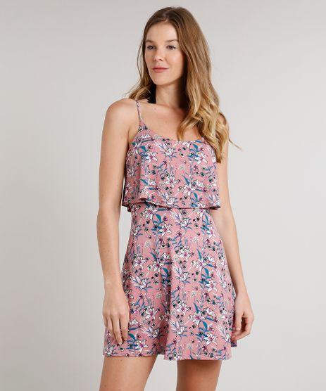 Vestido-Feminino-Curto-Evase-Alcas-Finas-Rosa-9636063-Rosa_1