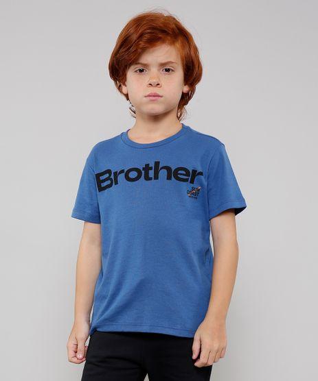 Camiseta-Infantil-Tal-Pai-Tal-Filho--Brother--Manga-Curta--Azul-9649880-Azul_1