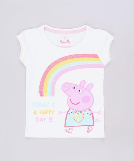 Blusa-Infantil-Peppa-Pig-Manga-Curta-Off-White-9688775-Off_White_1