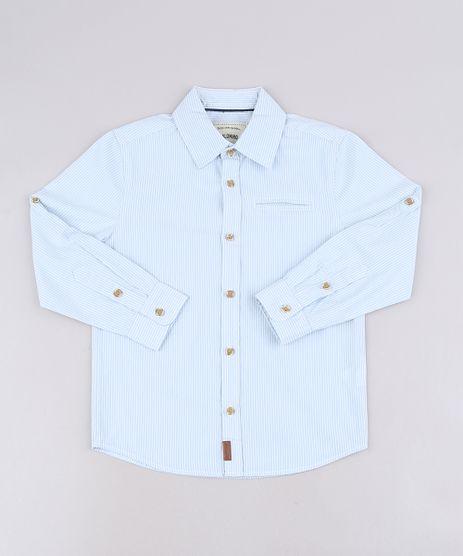 Camisa-Infantil-Listrada-com-Bolso-Manga-Longa-Azul-Claro-9545523-Azul_Claro_1