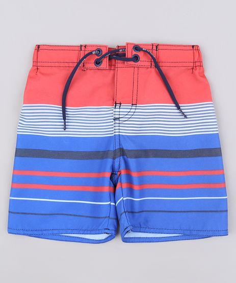 Bermuda-Surf-Infantil-Listrada-Coral-9655822-Coral_1