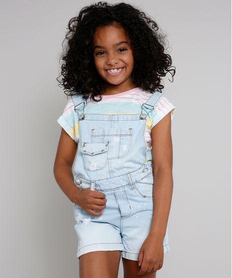 Jardineira-Jeans-Infantil-com-Puidos-e-Tachas-Delave-9239556-Delave_1