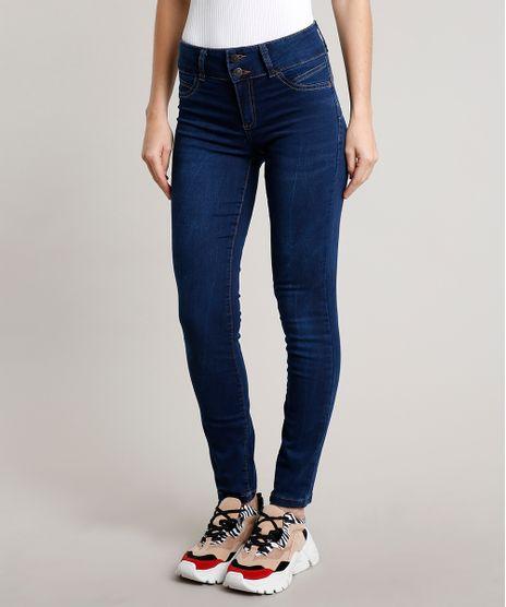 Calca-Jeans-Feminina-Super-Skinny-Pull-Up--Azul-Escuro-9046067-Azul_Escuro_1