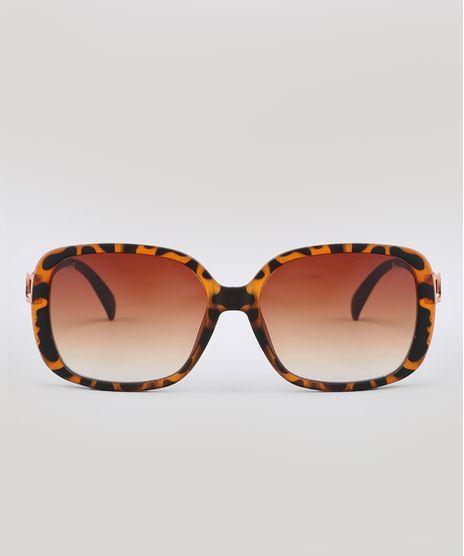 Oculos-de-Sol-Quadrado-Feminino-Yessica-Tartaruga-9732476-Tartaruga_1