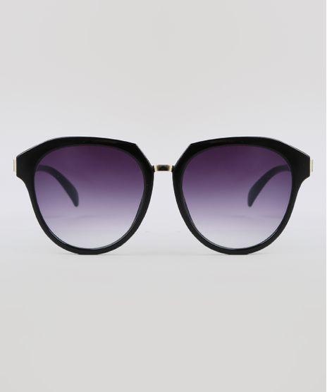 Oculos-de-Sol-Redondo-Feminino-Yessica-Preto-9731175-Preto_1