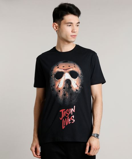 Camiseta-Masculina-Jason-Manga-Curta-Gola-Careca-Preta-9722852-Preto_1