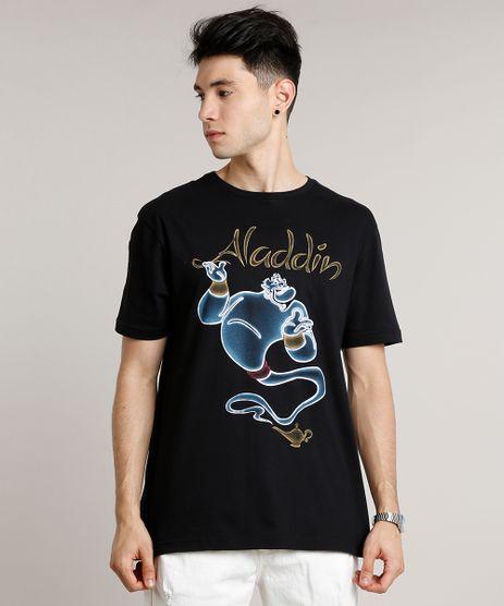 Camiseta-Masculina-Genio-Aladdin-Manga-Curta-Gola-Careca-Preta-9722965-Preto_1