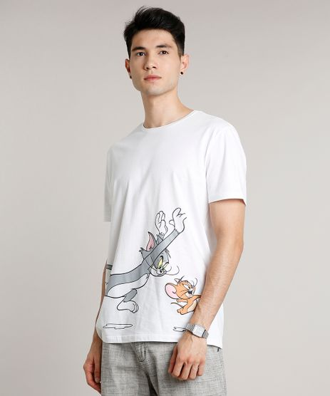 Camiseta-Masculina-Tom-e-Jerry-Manga-Curta-Gola-Careca-Off-White-9743778-Off_White_1