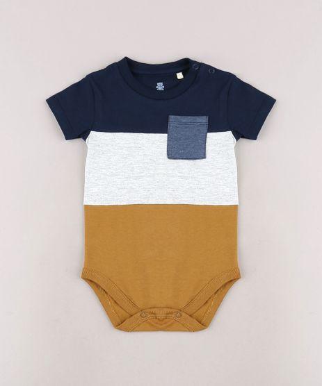 Body-Infantil-com-Recortes-e-Bolso-Manga-Curta-Azul-Marinho-9672633-Azul_Marinho_1