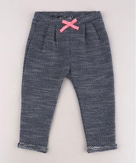 Calca-Infantil-Texturizada-com-Laco-Azul-Marinho-9678241-Azul_Marinho_1