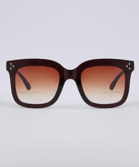 Oculos-de-Sol-Quadrado-Feminino-Yessica-Marrom-9732452-Marrom_1