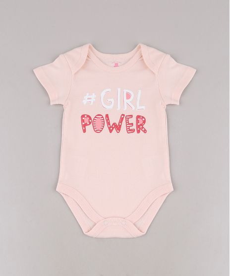 Body-Infantil---Girl-Power--Manga-Curta-Rosa-Claro-9586882-Rosa_Claro_1