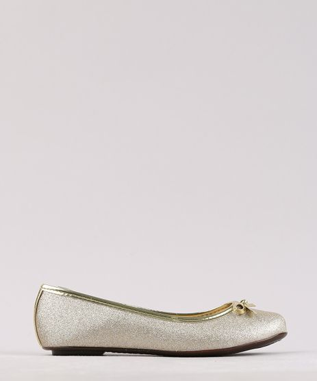 Sapatilha-Infantil-Molekinha-Bico-Redondo-com-Glitter-e-Laco-Dourada-9699777-Dourado_1