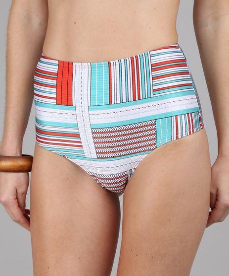 Biquini-Calcinha-Hot-Pant--Estampado-Geometrico-com-Protecao-UV50--Branco-9617518-Branco_1
