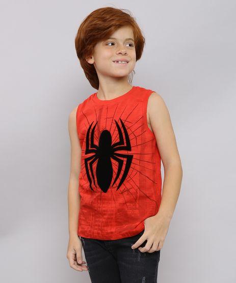 Regata-Infantil-Homem-Aranha-Gola-Careca-Vermelha-9410321-Vermelho_1