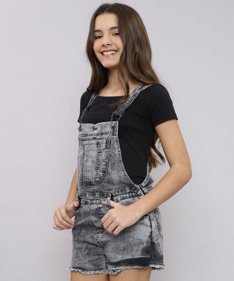 Jardineira-Jeans-Infantil-com-Bolso-Preto-9633286-Preto_1