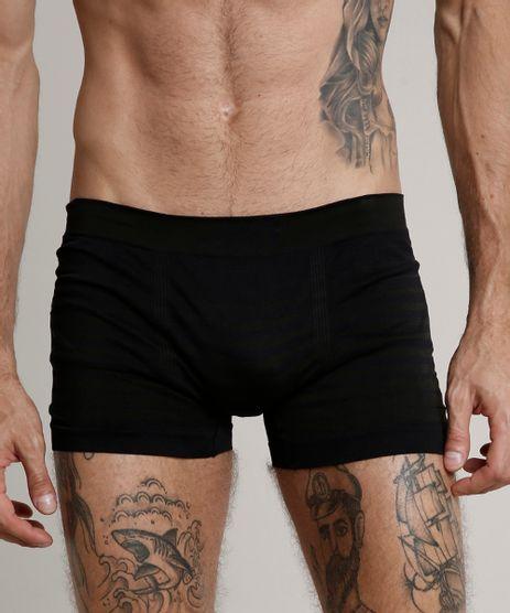 Cueca-Boxer-Masculina-Listrada-Degrade-Sem-Costura--Preta-8404165-Preto_1