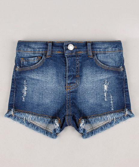 Short-Jeans-Infantil-com-Puidos-Barra-Desfiada-Azul-Medio-9674084-Azul_Medio_1