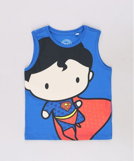 Regata-Infantil-Super-Homem-Azul-Royal-9685409-Azul_Royal_1