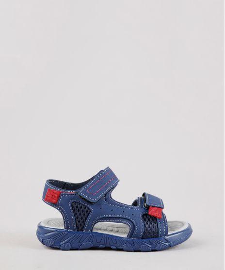 Sandalia-Papete-Infantil-Baby-Club-com-Velcro-Azul-Marinho-9699780-Azul_Marinho_1