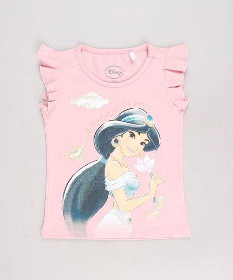 Blusa-Infantil-Jasmine-com-Babado-na-Manga-Rosa-9704875-Rosa_1