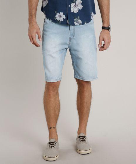 Bermuda-Jeans-Masculina-Slim-Azul-Claro-9675605-Azul_Claro_1