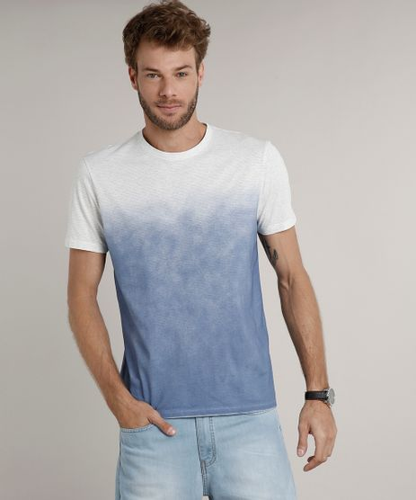 Camiseta-Masculina-Listrada-com-Degrade-Manga-Curta-Gola-Careca-Off-White-9634627-Off_White_1
