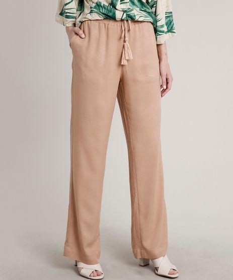 Calca-Feminina-Pantalona-com-Tassel-Bege-9542580-Bege_1