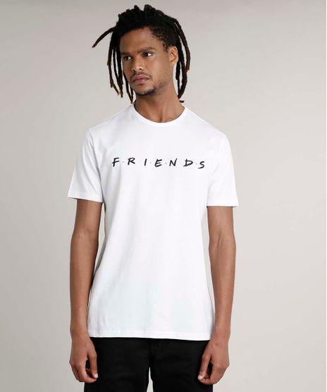 Camiseta-Masculina-Friends-Manga-Curta-Gola-Careca-Branca-9627522-Branco_1