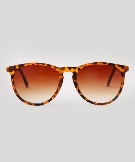 Oculos-de-Sol-Redondo-Unissex-Ace-Tartaruga-9690615-Tartaruga_1