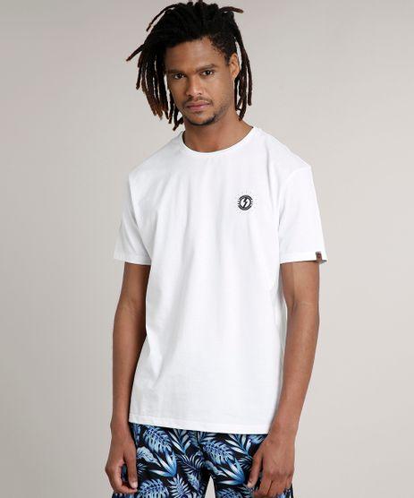Camiseta-Masculina-Mellow-Sunshine-Manga-Curta-Gola-Careca-Branca-9648956-Branco_1